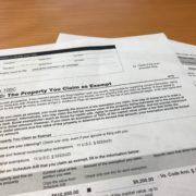 Schedule C: Property Exemptions